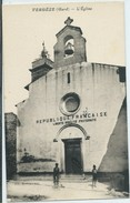 Vergèze-L'Église-(SÉPIA) - Vergèze