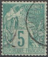 Emission Générale Colonie Française N° 49  Alphée Dubois (D25) - Aigle Impérial