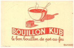 Po K/Buvard Bouillon Kub (N= 1) - Sopas & Salsas