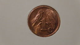 South Africa - 2001 - 1 Cent - KM 221 - XF - Look Scans - Südafrika