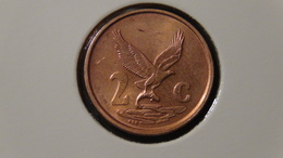South Africa - 2001 - 2 Cents - KM 222 - XF - Look Scans - Südafrika