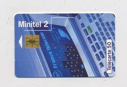 FRANCE -  MINITEL 2 - 50 U - France