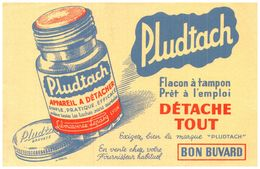 D P/Buvard Appareil A Détacher Pludtach (N= 1) - Carte Assorbenti