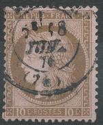 Lot N°33972   N°54, Oblit Cachet à Date - 1871-1875 Cérès