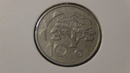 Namibia - 1993 - 10 Cents - KM 2 - VF - Look Scans - Namibia