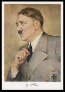 WAR 1939-45 - Hitler   -   Cartes  Postales - Guerre 1939-45