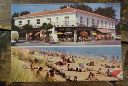 85, SAINT JEAN DE MONTS, MULTI-VUES, LE CAFE DES TONNELLES ET LA PLAGE - Saint Jean De Monts