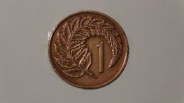 New Zealand - 1980 - 1 Cent - KM 31 - XF - Look Scans - Neuseeland