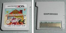 Jeu Pour Console Nintendo 3DS, ANIMAL CROSSING Happy Home Designer, Sans Boite Ni Notice, Retrogaming 3 Ds - Jeux électroniques