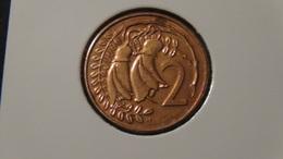 New Zealand - 1982 - 2 Cents - KM 32 - XF - Look Scans - Neuseeland