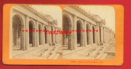 Photo Stéréoscopique Avant 1900 ... CAMPO SANTO à TURIN  ... - Plaatsen