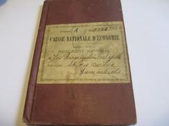Fascicule/Livret D'Epargne/Caisse Nationale D'Economie/Bureau Central/Mont Nat./Lac Yamachiche/Canada/1900   BA47 - Libri, Riviste, Fumetti
