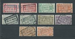 Lot Met 10 Zegels LEUPEGEM - 1923-1941