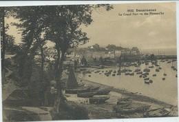 Douarnenez-Le Grand Port Vu Des Plomarc'hs-(SÉPIA) - Douarnenez