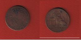 Belgique  -- 5 Centimes 1837  --  état  B - 1831-1865: Léopold I.