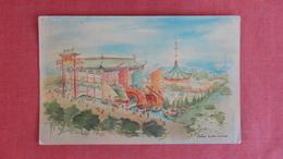 China (Hong Kong) Pavilion NY Worlds Fair 1964-64 -ref      -2466 - China (Hong Kong)