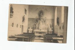 TOURNAI COLLEGE FRANCISCAIN DU SACRE COEUR DE JESUS DES PP CAPUCINS CHAUSSEE DE LILLE 128 LA CHAPELLE DU COLLEGE 1927 - Tournai