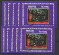 10x Manama - CTO - Religious - Paintings