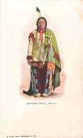 """ SITTING BULL "" SIOUX INDIA NATIVE AMERICANS MILWAUKEE INDIOS INDIENS D'AMERIQUE 1900 - Indiens De L'Amerique Du Nord"