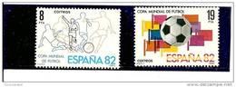 España/Spain-(MNH/**) - Edifil  2570-71 - Yvert  2217-18 - 1971-80 Nuevos & Fijasellos