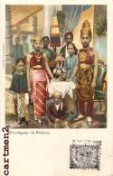 BRUIDSPAAR TE BATAVIA G. KOLFF ETHNIC ETHNOLOGIE INDRAMAJOE NEDERLANDSCH INDIE INDONESIE INDONESIA JAVA NEDERLAND - Indonesië