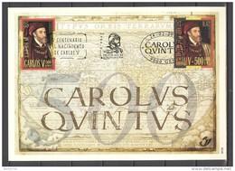 België/Belgique 2000 - 2887HK België/Spanje -  Belgique/Espagne Cote € 8,50 - Cartes Souvenir