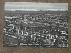 TORINO - CAVORETTO - PARCO EUROPA ED  ESPOSIZIONE  1961    BELLA - Zonder Classificatie
