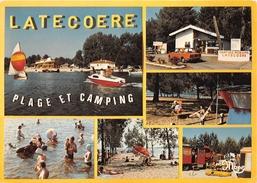 40 - BICARROSSE - Plage  - Camping De Latécoère - 6 Beaux Plans - Biscarrosse