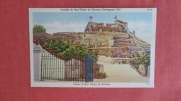 Colombia Cartagena  Castle At San Felipe     -2466 - Colombia