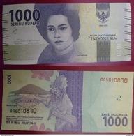 Indonesia - 1000 Rupees 2016 UNC Lemberg-Zp NEW - Indonésie