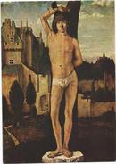 T2159 Antonello Da Messina - Martirio Di San Sebastiano - Bergamo Accademia Carrara - Dipinto Paint Peinture - Paintings