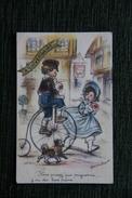 Germaine BOURET : - Vous Pressez Pas Mignonne....j'ai Des Bons Freins.... - Bouret, Germaine