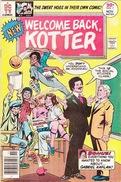 WELCOME BACK,KOTTER  N.  1  NOV 1976      (310112) - Libri, Riviste, Fumetti