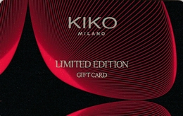 ##   Carte  Cadeau  KIKO  ##  Gift Card, Giftcart, Carta Regalo, Cadeaukaart - Gift Cards