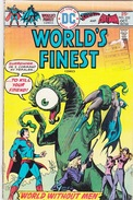 WORLD'S FINEST N. 23  OTTOBRE 1975 (310112) - Libri, Riviste, Fumetti
