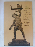 SCULPTURES - NAPOLI - Museo Nazionale - Sileno - Sculptures