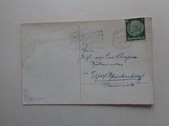 Neujahrskarte - Sonderstempel 1940 - Ansichtskarten