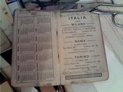 AGENDA AGENDINA 1902 PNEUMATICI CONTINENTAL  FY11256 - Calendriers