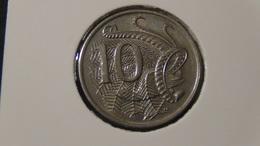 Australia - 1979 - 10 Cents - KM 65 - XF - Look Scans - Dezimale Münzen (1966-...)