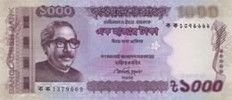 *   BANGLADESH 1000 TAKA 2011 P-59 UNC  [BD354a] - Bangladesh