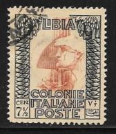 Libya, Scott #50 Used Roman Legionary, 1931 - Libya