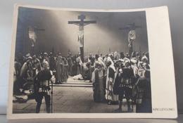 OBERAMMERGAU - Kreuzigung - Offizielle Fotokarte Jubilaums Passionsspiele 1934 Crucifixion - Gesù