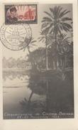 Carte  ALGERIE   Cinquantenaire   De   COLOMB  BECHAR  1953 - Algérie (1924-1962)