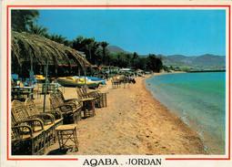 AQABA     SPIAGGIA      (VIAGGIATA) - Giordania