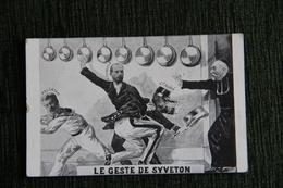 Le Geste De SYVETON - Satirisch