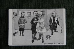 L'Invitation à La Valse - Satirisch