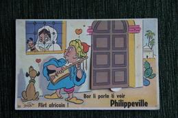 """Flirt Africain - """"Bor Li Porte Ti Voir ...PHILIPPEVILLE """". - Skikda (Philippeville)"""