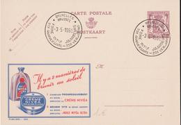 PUB. N° 950  - Nivéa, Crème - FR/NL  - Oblitéré Cachet 25ème  Foire Internationale - Publibels