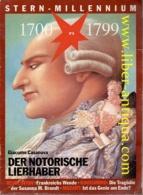 Stern-Millennium N 8 - 1700 -1799 - Aus Dem Inhalt: Giacomo Casanova: Der Notorische Liebhaber; Revolution: Frankreichs - Bücher, Zeitschriften, Comics