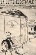 LA LUTTE ELECTORALE Le Journal Du Peuple - Political Parties & Elections
